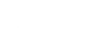 The Digital Deposition Group Logo